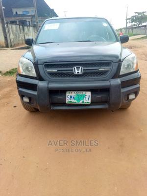 Honda Pilot 2004 Black | Cars for sale in Lagos State, Ikorodu