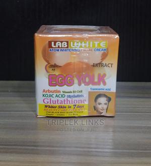 Egg Yolk Lab White Facial Cream | Skin Care for sale in Lagos State, Ojo