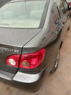 Toyota Corolla 2007 1.8 VVTL-i TS Gray | Cars for sale in Lagos State, Ikeja
