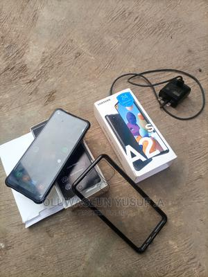 Samsung Galaxy A21s 64 GB Blue | Mobile Phones for sale in Ondo State, Akure