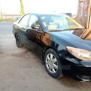 Toyota Camry 2003 Black | Cars for sale in Lagos State, Surulere