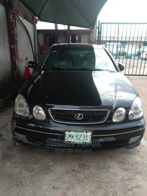 Lexus GS 1998 Black | Cars for sale in Lagos State, Ikeja
