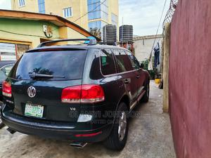 Volkswagen Touareg 2006 3.2 Automatic Green | Cars for sale in Lagos State, Ifako-Ijaiye