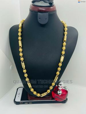 Necklace Gold   Jewelry for sale in Lagos State, Magodo