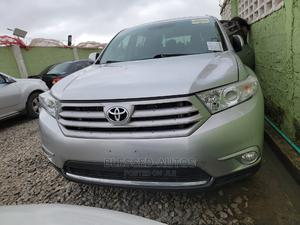 Toyota Highlander 2013 Silver   Cars for sale in Lagos State, Ogba