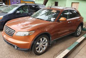 Infiniti FX35 2011 Orange   Cars for sale in Lagos State, Lagos Island (Eko)