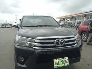 Toyota Hilux 2013 SR 4x4 Black | Cars for sale in Lagos State, Lekki