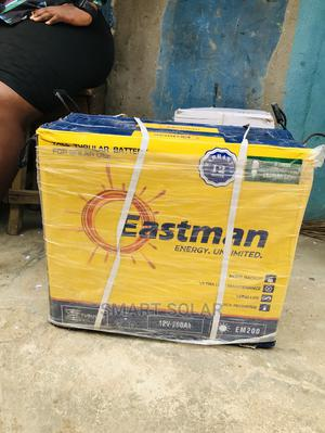 Eastman Tubular Battery 200ah   Solar Energy for sale in Lagos State, Badagry