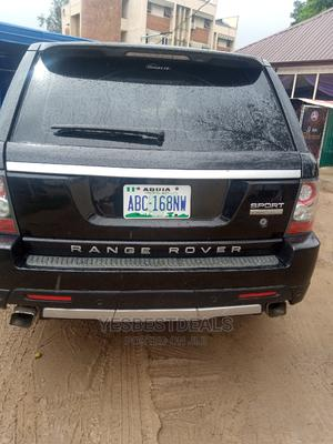Land Rover Range Rover Sport 2012 Black | Cars for sale in Abuja (FCT) State, Garki 2
