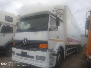 1828 Mercedes Benz Truck With 8 Tyres Tokunbo   Trucks & Trailers for sale in Lagos State, Apapa