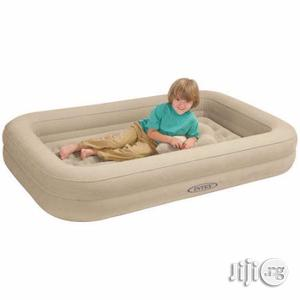 Intex Inflatable Kids Travel Airbed With Hand Pump | Children's Furniture for sale in Lagos State, Ikeja