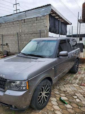 Land Rover Range Rover Vogue 2009 Gray   Cars for sale in Lagos State, Lekki