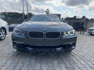 BMW 328i 2014 Gray   Cars for sale in Lagos State, Magodo