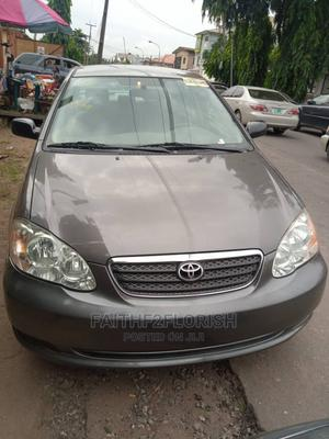 Toyota Corolla 2005 CE Gray | Cars for sale in Lagos State, Ikeja