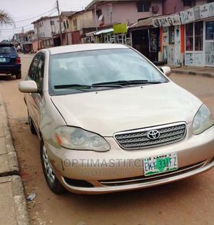 Toyota Corolla 2005 Beige   Cars for sale in Lagos State, Alimosho