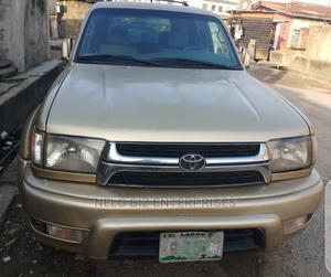 Toyota 4-Runner 2002 Gold | Cars for sale in Lagos State, Gbagada