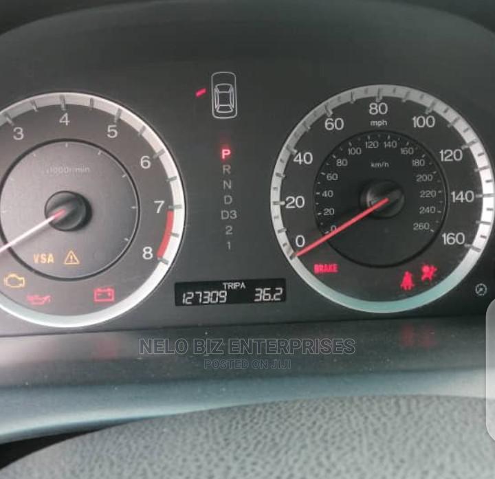 Honda Accord 2008 Red   Cars for sale in Ogudu, Lagos State, Nigeria
