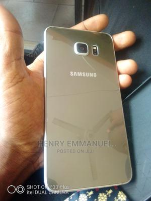 Samsung Galaxy S6 Edge Plus 32 GB Gold | Mobile Phones for sale in Rivers State, Port-Harcourt