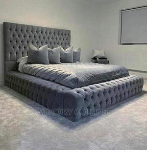 Bed Frame,Bed and Pillows   Furniture for sale in Delta State, Ethiope East