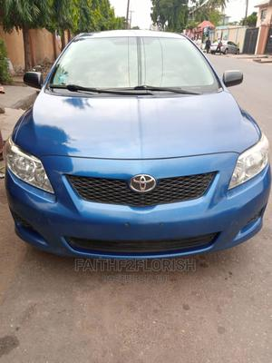 Toyota Corolla 2009 Blue   Cars for sale in Lagos State, Ikeja