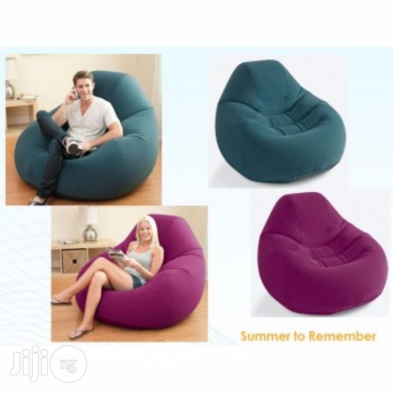 Deluxe Bean Bag (Couch)