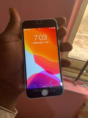 Apple iPhone 7 32 GB Silver   Mobile Phones for sale in Oyo State, Oluyole