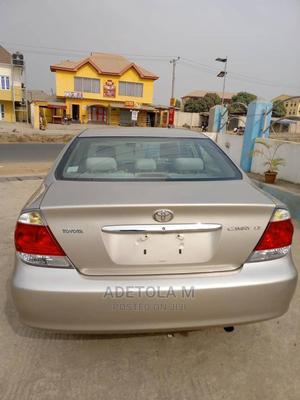 Toyota Camry 2006 Gold | Cars for sale in Oyo State, Ibadan