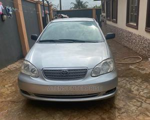 Toyota Corolla 2004 Silver | Cars for sale in Lagos State, Ogba