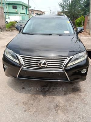 Lexus RX 2013 350 AWD Black   Cars for sale in Lagos State, Apapa