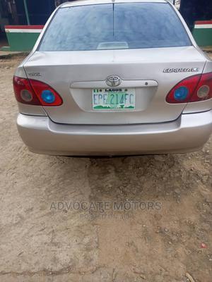 Toyota Corolla 2004 Sedan Gold | Cars for sale in Ondo State, Akure