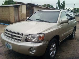 Toyota Highlander 2003 Limited V6 AWD Gray | Cars for sale in Kogi State, Lokoja