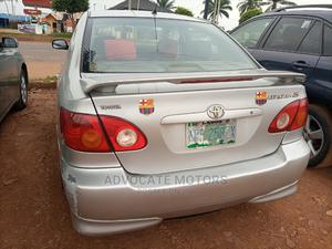 Toyota Corolla 2004 S Silver | Cars for sale in Ondo State, Akure