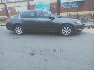Honda Accord 2009 2.4 EX Green   Cars for sale in Lagos State, Surulere