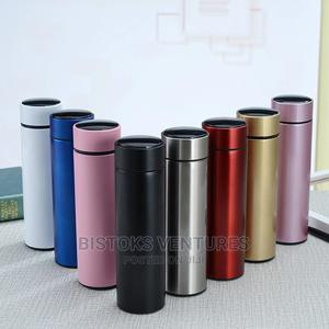 LED Touch Temperature Vacuum Flask | Kitchen & Dining for sale in Lagos State, Lagos Island (Eko)