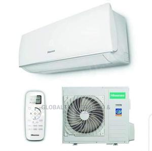 Hisense 1.5HP Split Unit Inverter Air Conditioner As-12dk | Home Appliances for sale in Lagos State, Ojo