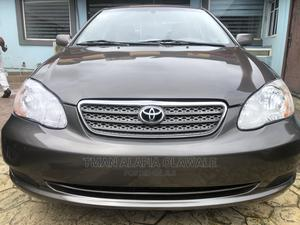 Toyota Corolla 2004 Gray | Cars for sale in Lagos State, Ogba