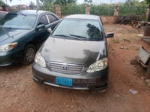 Toyota Corolla 2006 1.6 VVT-i Gray | Cars for sale in Ondo State, Akure