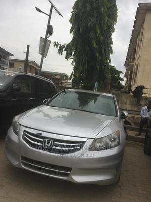 Honda Accord 2009 2.0 I-Vtec Silver   Cars for sale in Lagos State, Mushin