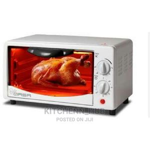 Qasa Oven Toaster 10L   Kitchen Appliances for sale in Abuja (FCT) State, Central Business Dis