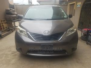 Toyota Sienna 2012 LE 8 Passenger Gray | Cars for sale in Lagos State, Agege