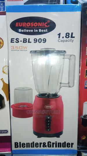 Eurosonic Blender 1.8L | Kitchen Appliances for sale in Lagos State, Ikeja
