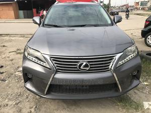 Lexus RX 2015 350 AWD Gray   Cars for sale in Lagos State, Amuwo-Odofin