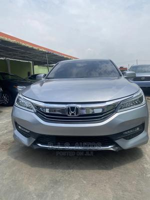 Honda Accord 2016 Silver   Cars for sale in Lagos State, Ogba