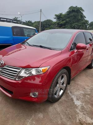 Toyota Venza 2009 V6 Red | Cars for sale in Delta State, Oshimili South
