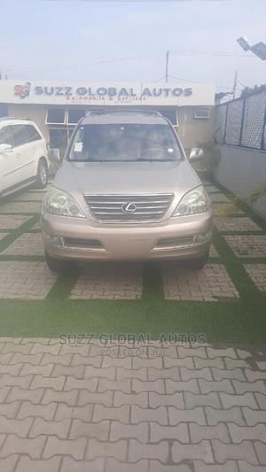 Lexus GX 2004 470 Gold | Cars for sale in Lagos State, Lekki