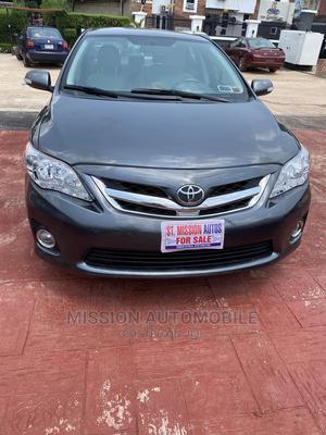 Toyota Corolla 2013 Gray | Cars for sale in Enugu State, Enugu