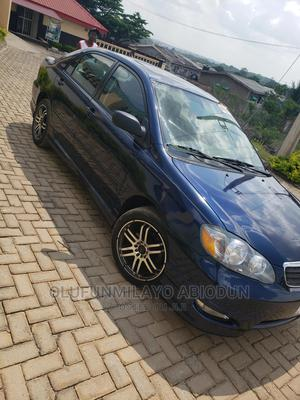 Toyota Corolla 2005 1.4 D-4d Automatic Blue   Cars for sale in Ondo State, Akure