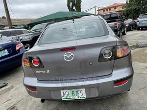 Mazda 3 2006 Sport 2.0 Top Gray   Cars for sale in Lagos State, Ogba
