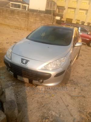 Peugeot 307 2006 1.6 110 Grand Filou Cool Silver | Cars for sale in Rivers State, Obio-Akpor