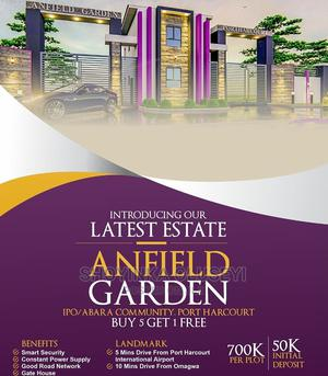 Anfield Garden | Land & Plots For Sale for sale in Port-Harcourt, Omagwa